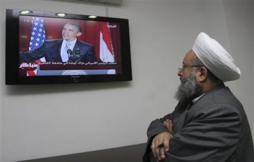 Obama's Ramadan broadcast