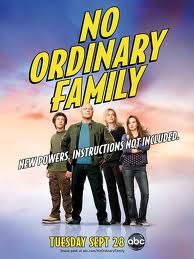 No Ordinary Family on AB