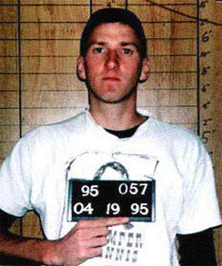 Timothy McVeigh was violent, but not a religious extremist